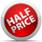 Save Big! Half Price Graphics Special!